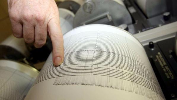 Terremoto in Corea del Nord