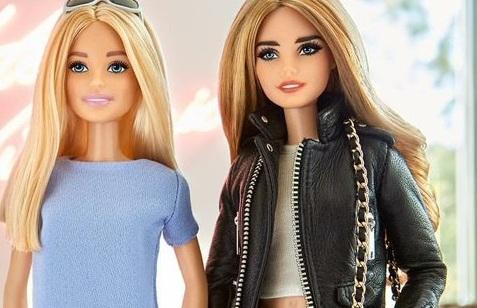 """Chiara Ferragni:""""Finalmente sono diventata una Barbie!"""""""
