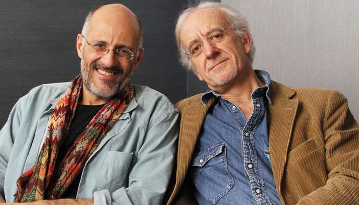 Nicola Pistoia e Paolo Triestino