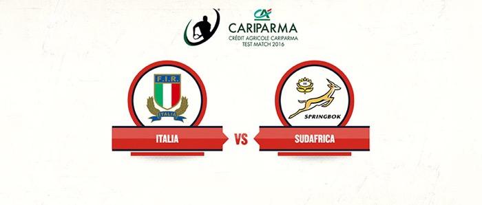 Italia-Sudafrica