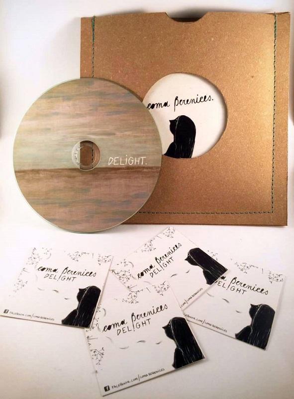 Delight il primo EP del duo Coma Berenices architetti del suono: la recensione