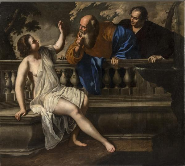 """""""Artemisia Gentileschi e il suo tempo"""", in mostra a Palazzo Braschi di Roma"""