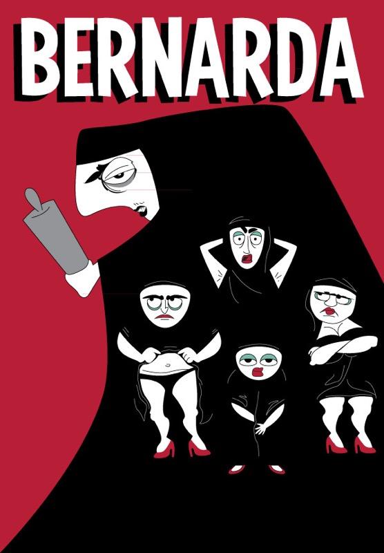 Bernarda o il caos di Bernarda Alba