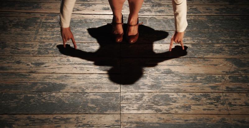 Tre passi di donna rassegna