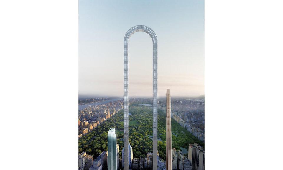 grattacieli a manhattan