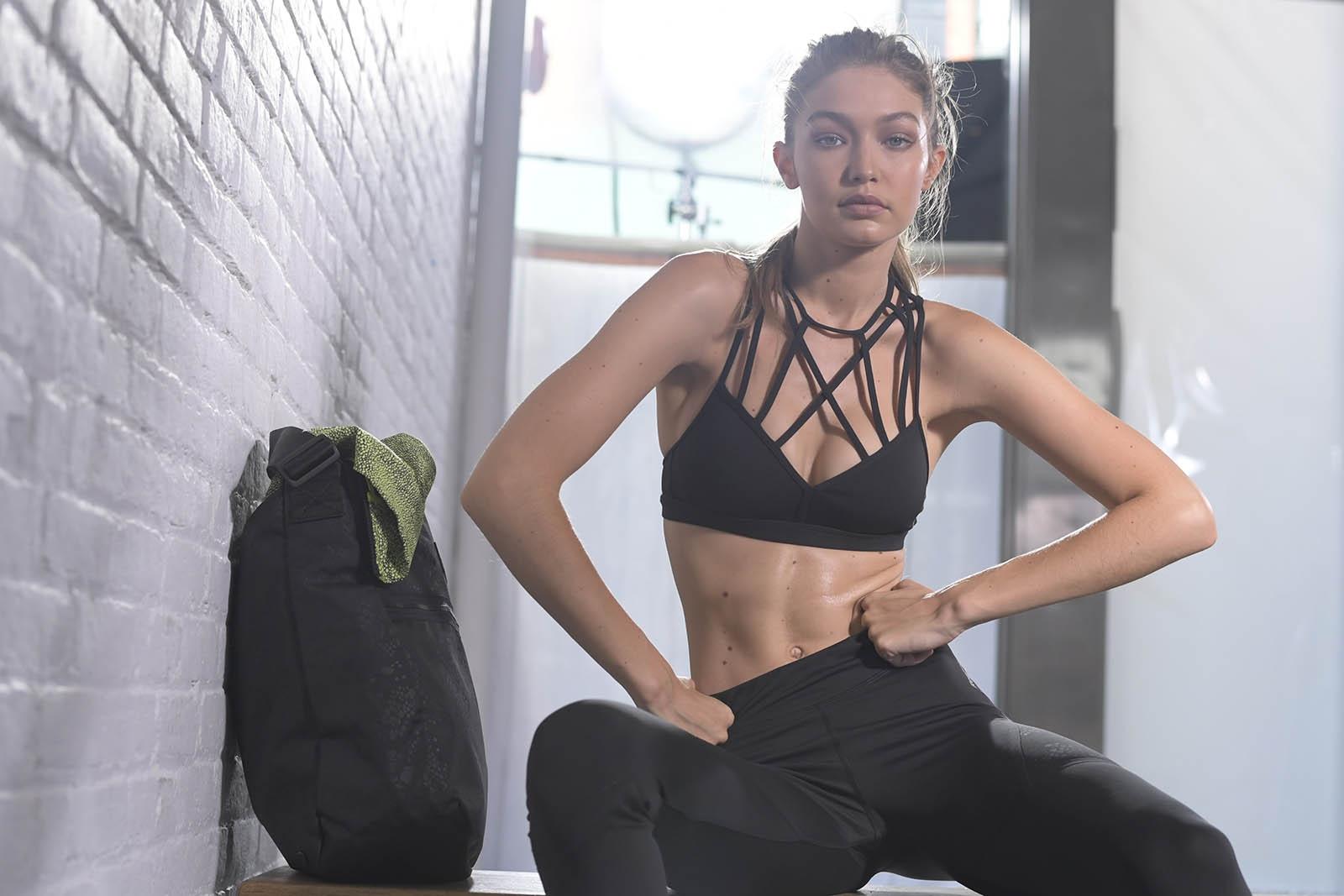 Gigi Hadid e Reebok connubio perfetto: amore per se stessi e per lo sport