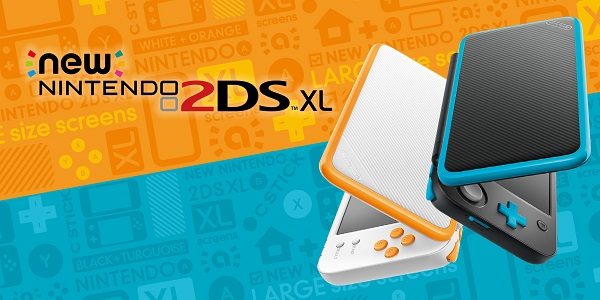 Annunciato New Nintendo 2DS XL