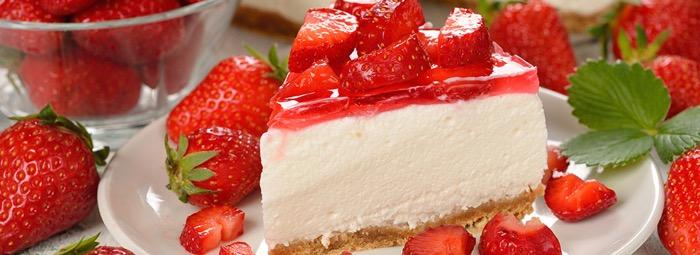 cheesecake-fragole-limoni