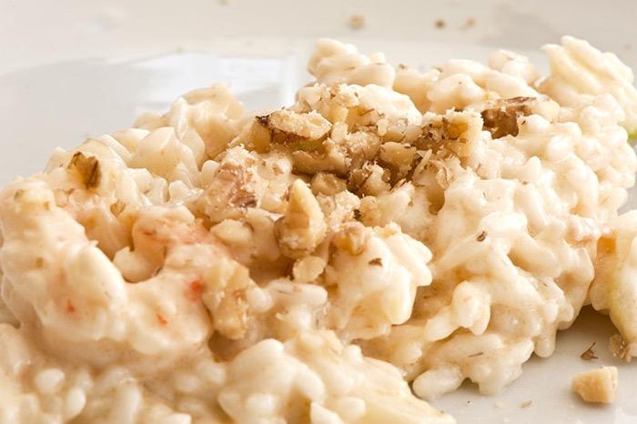 risotto-noci-gorgonzola-ricetta