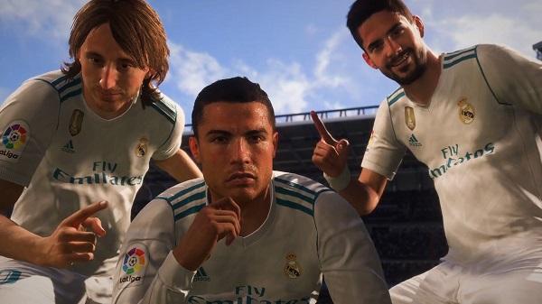 Gamescom 2017: Rilasciato il trailer ufficiale di FIFA 18