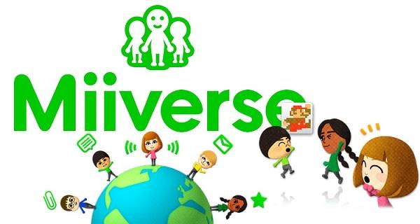 Nintendo chiuderà Miiverse e altri servizi a Novembre
