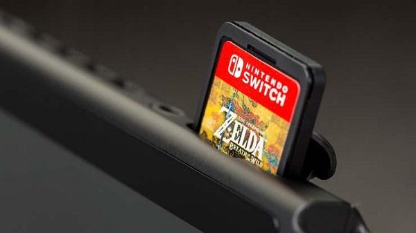 Nintendo Switch: i prossimi giochi potrebbero richiedere una MicroSD