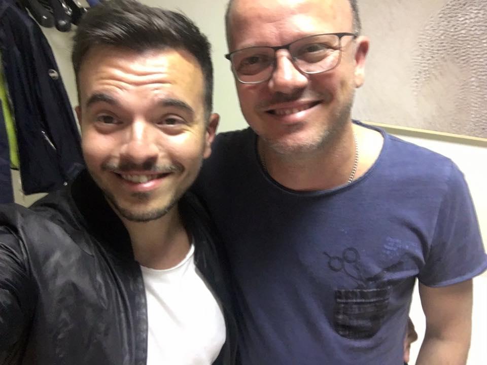 Andrea Sannino e Gigi D'Alessio
