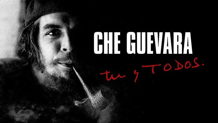 Che Guevara in mostra alla Fabbrica del Vapore