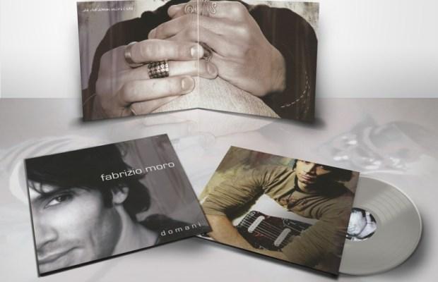 Fabrizio Moro ristampa album Domani