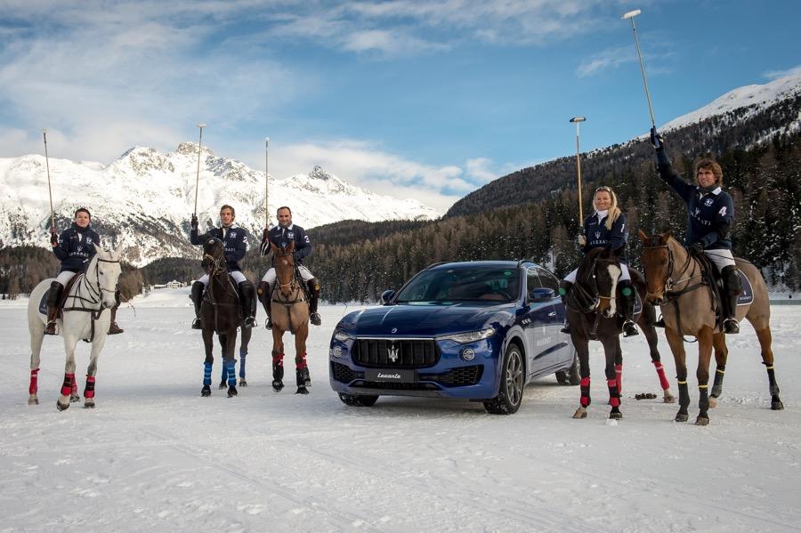 Maserati Polo Tour 2018, la nuova edizione a St.Moritz