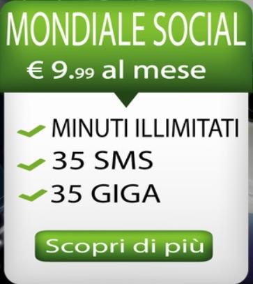 Rabona Mobile nuova offerta