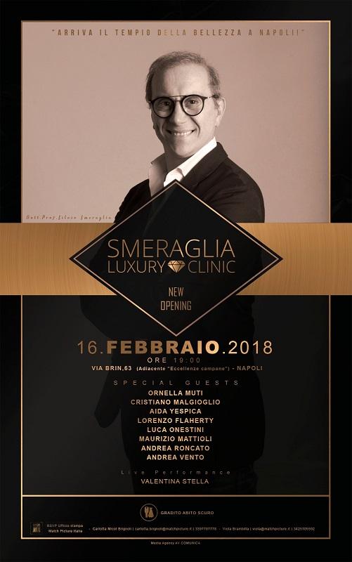 Smeraglia Luxury Academy: in nuovo tempio della bellezza a Napoli