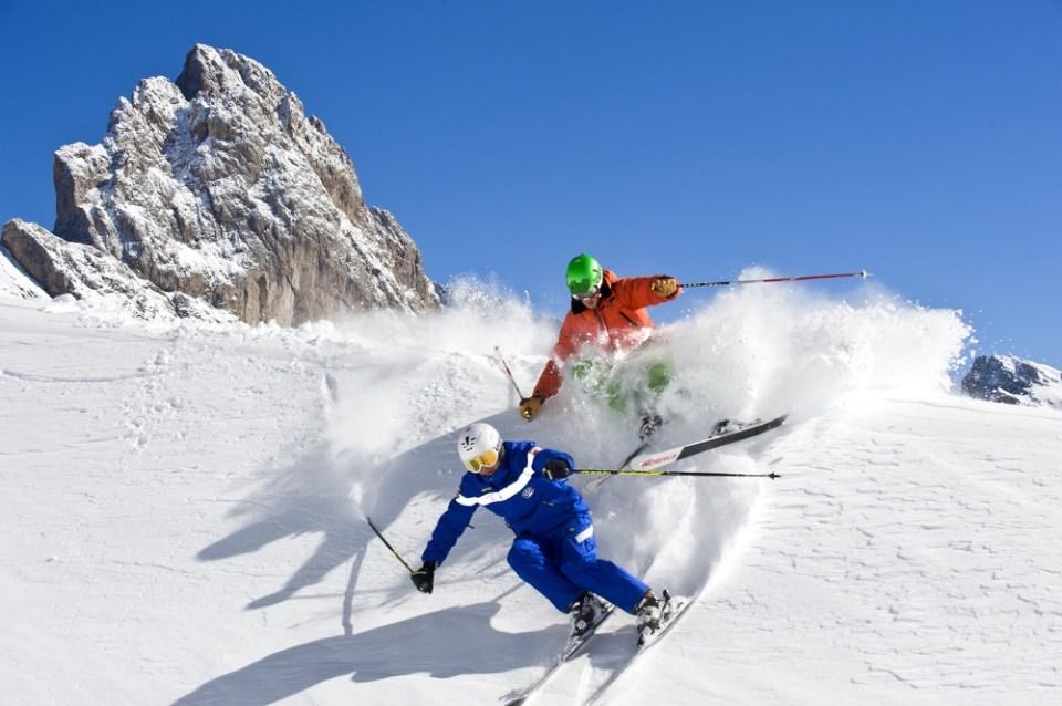 Adler Dolomiti Resort sciare