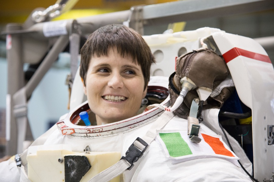 Samantha Cristoferetti