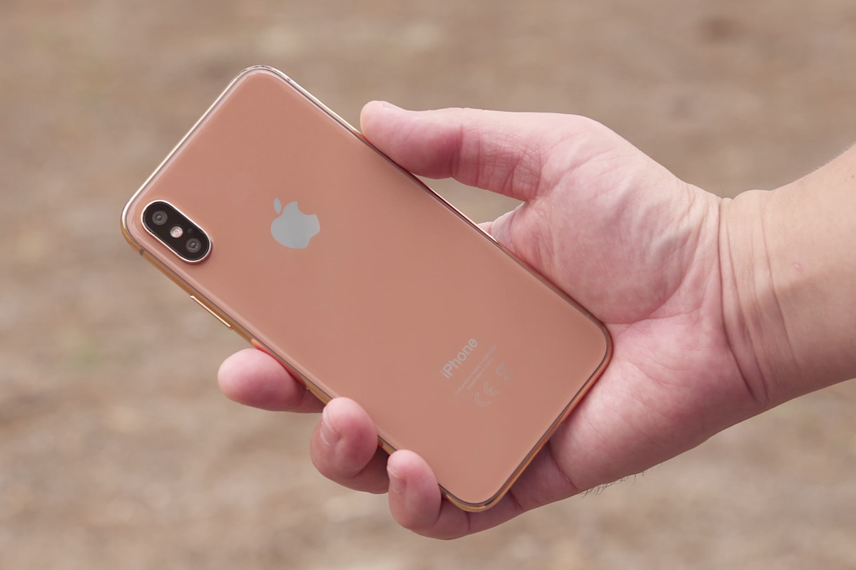 iPhone X Blush Gold, anche l'ultimo smartphone Apple si tinge di oro