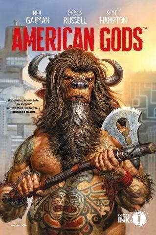 American Gods, dalla serie tv ai fumetti l'opera di Neil Gaiman