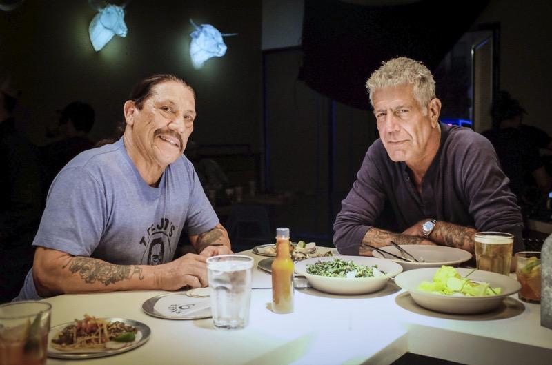 """""""Cucine segrete"""", torna Anthony Bourdain su laF con nuovi viaggi culinari"""