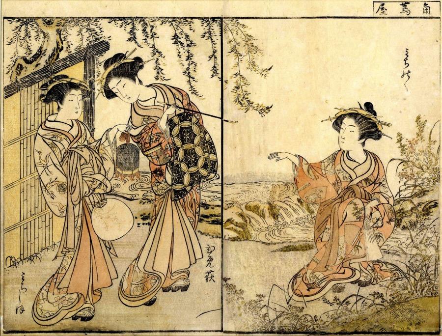 Giappone storie d'amore e di guerra mostra