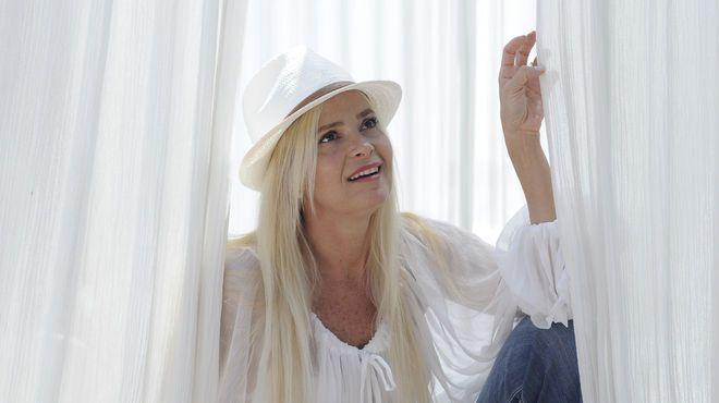 Grecia Colmenares, a Napoli la diva delle telenovelas