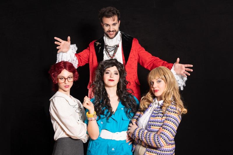 Le streghe di Eastwick – il musical: al Teatro Duse il 4 e 5 maggio