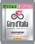 Figurine Panini Giro d'Italia