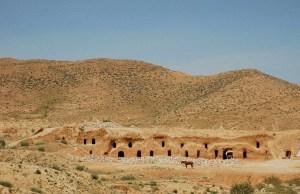 Tunisia Matmata
