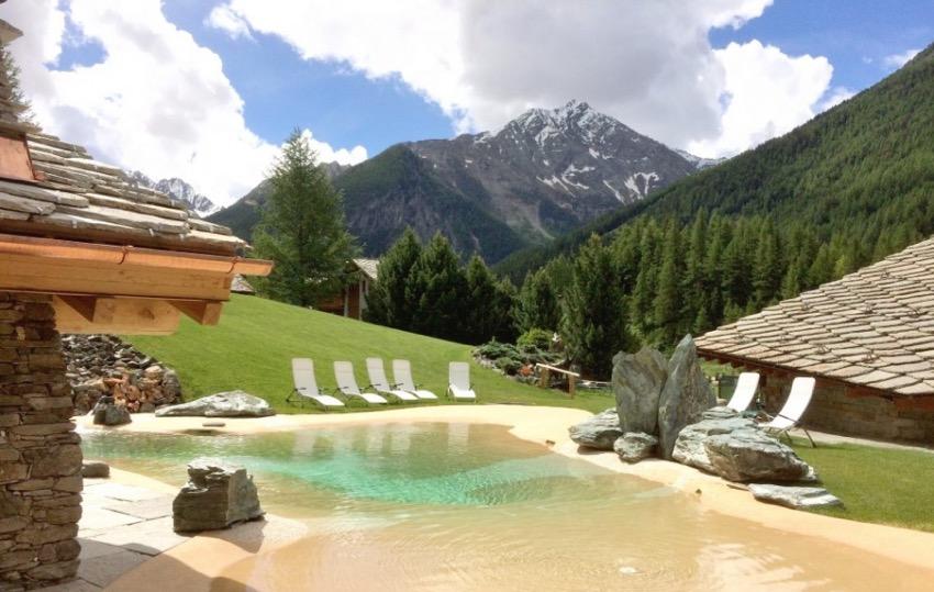 Eco Wellness Hotel Notre Maison, tutto il benessere nel pieno della natura