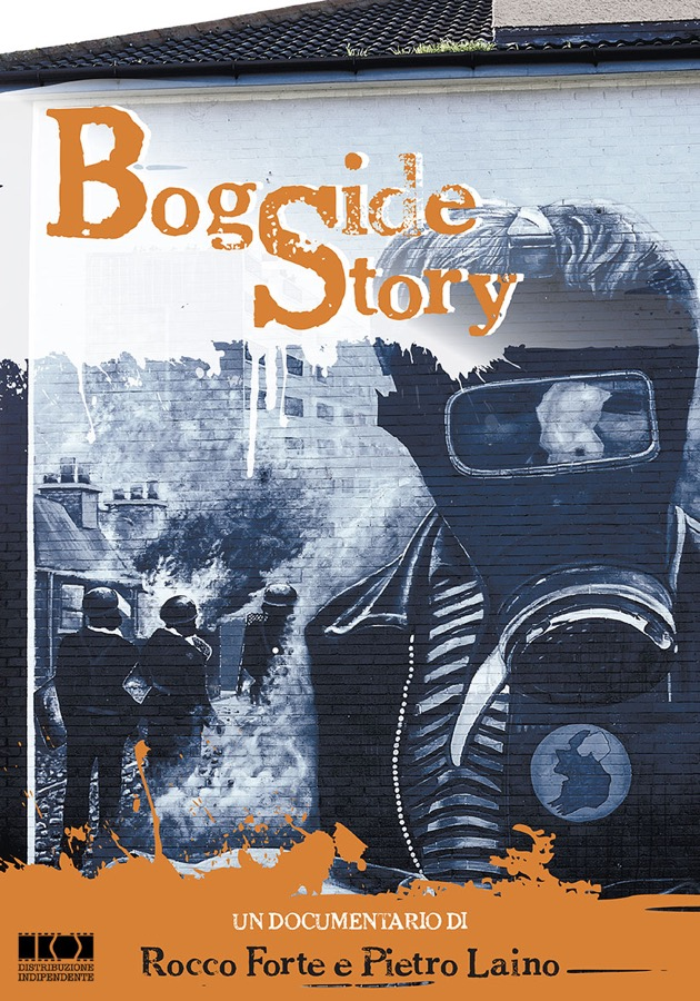 Bogside Story, Rocco Forte racconta il massacro nella rivolta del 1972 in Irlanda
