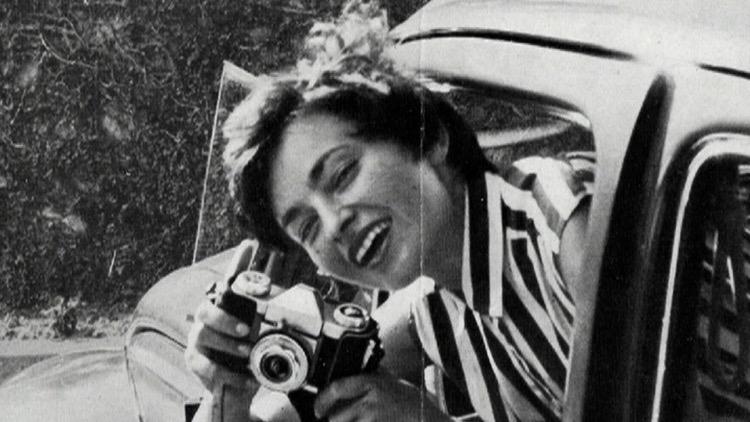 Inge Film, laF il docu-film sulla vita di Inge Feltrinelli