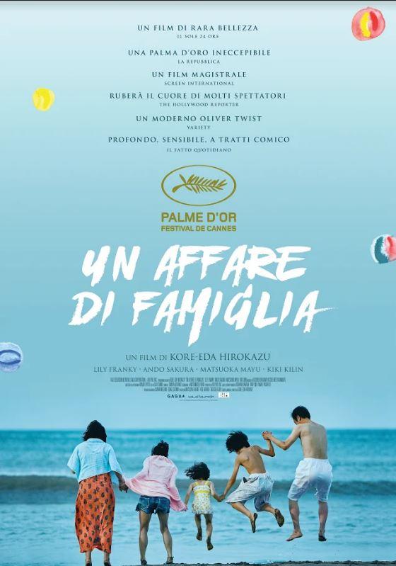 Un Affare Di Famiglia: Clip dal film di H. Kore-eda