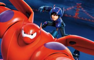 Big Hero 6 Chris Williams