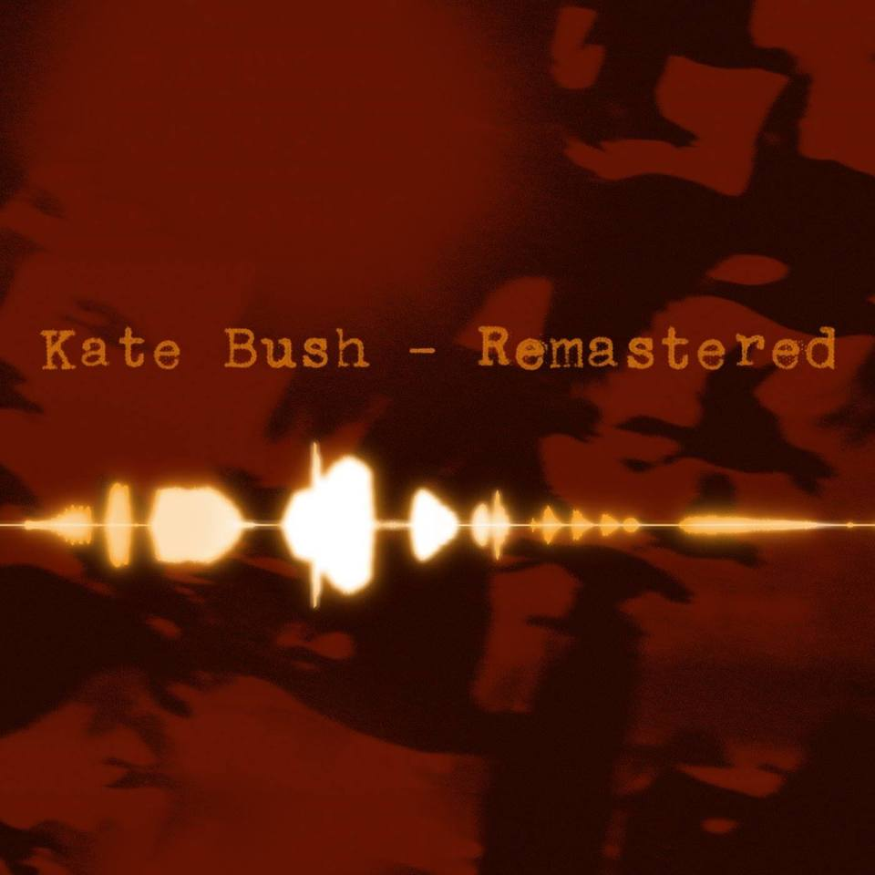 Kate Bush - Remasterede cover