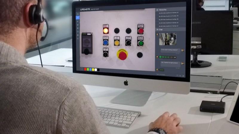 Livemote, la app per la realtà aumentata che nasce a Silicon Valley