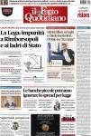 il fatto quotidiano prima pagina