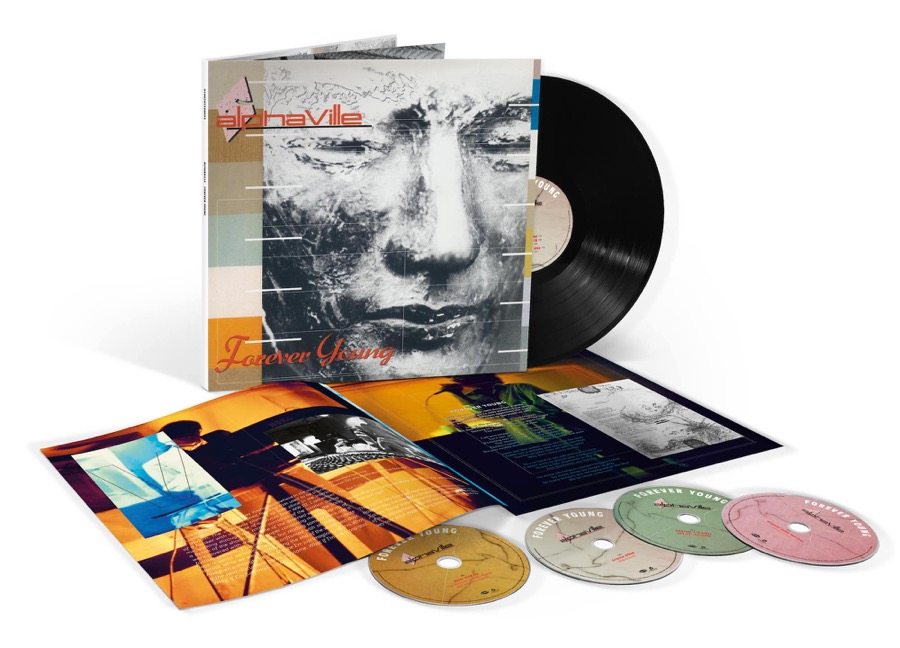 Alphaville Forever Young deluxe