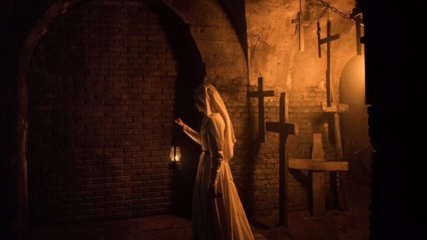 The Nun Vocazione del male su Infinity