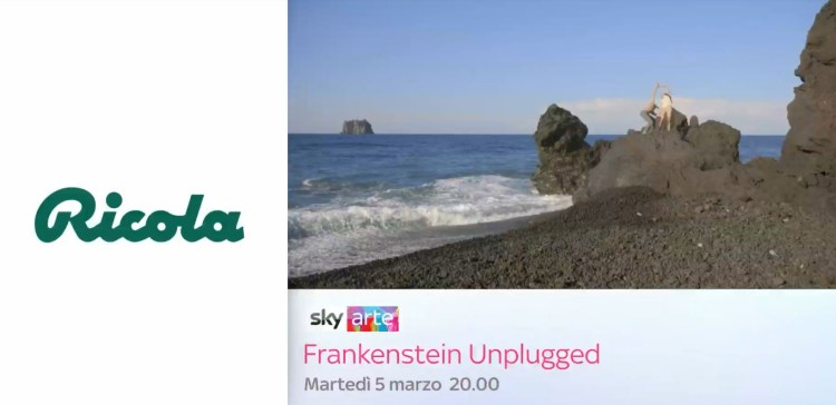 Frankenstein Unplugged Sky Arte