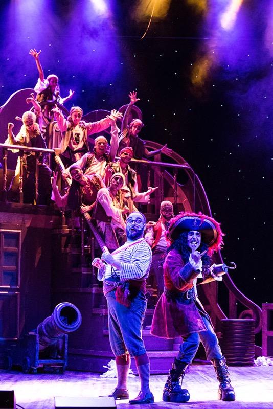Peter Pan con le musiche di Edoardo Bennato al Teatro Augusteo