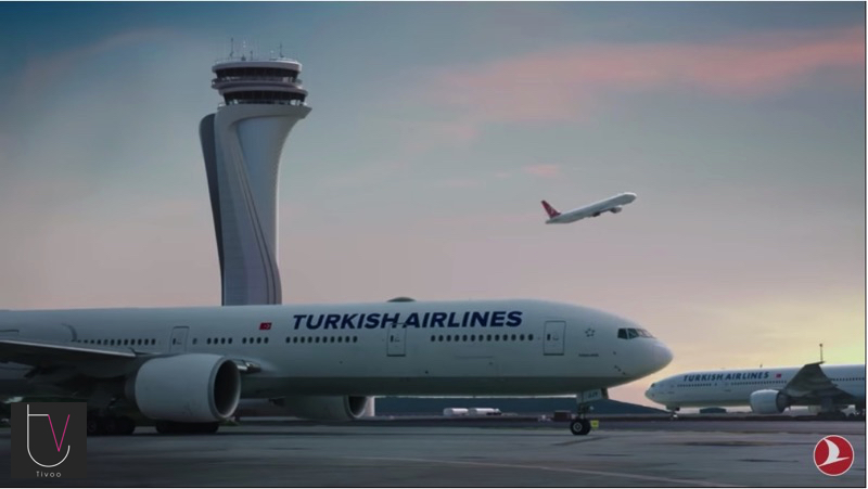 The Journey, Ridley Scott dirige il nuovo spot per la Turkish Airlines