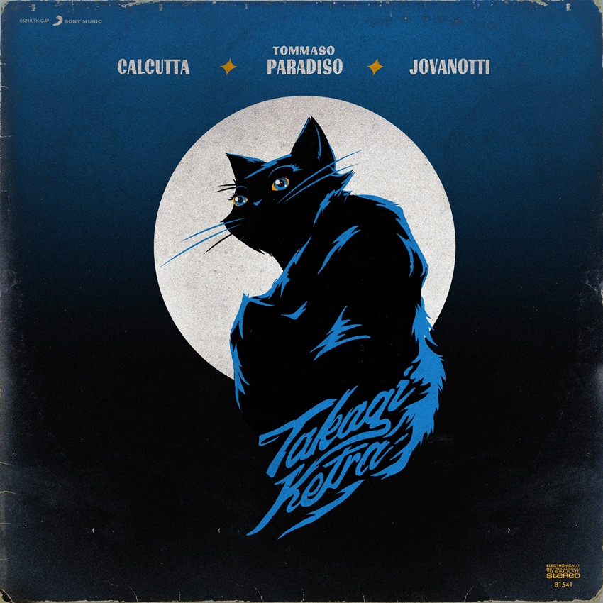 """""""La luna e la gatta"""", tornano Takagi & Ketra con Calcutta, Paradiso e Jovanotti [Audio]"""