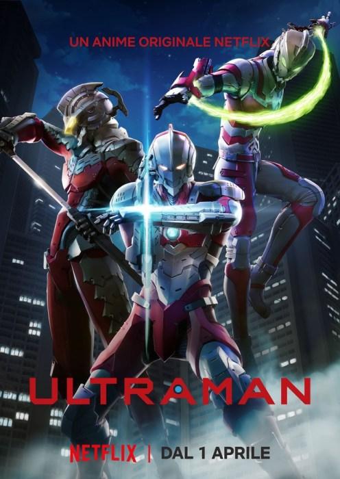 Ultrman Netflix