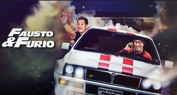 Fausto & Furio Sky cinema