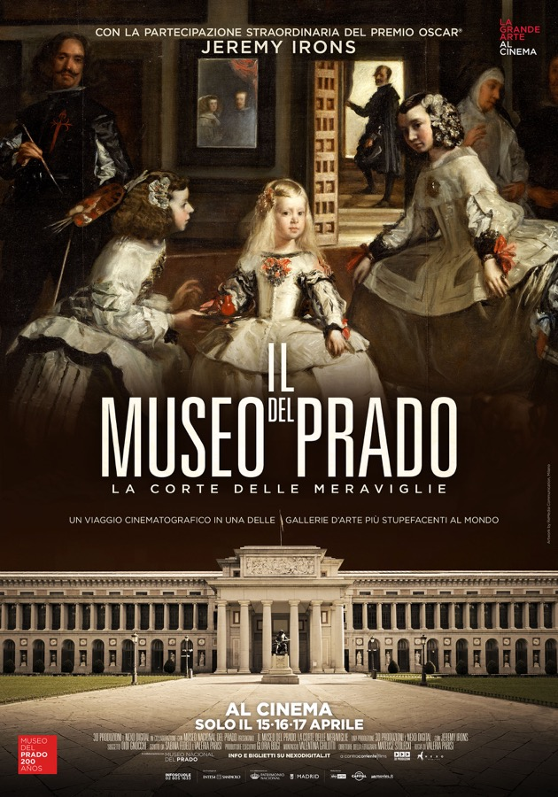 Il museo del Prado al cinema
