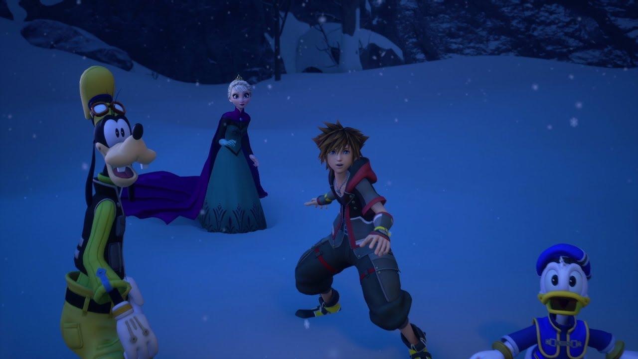 Kingdom Hearts III: disponibile la modalità Critical